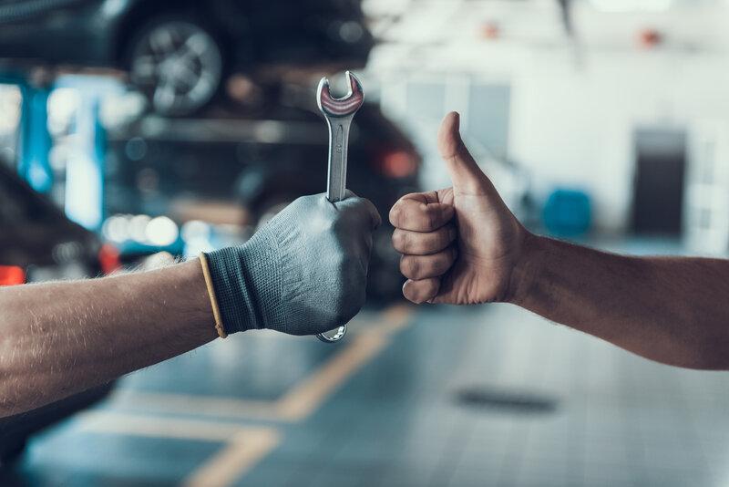 Garage Inspection in Cincinnati